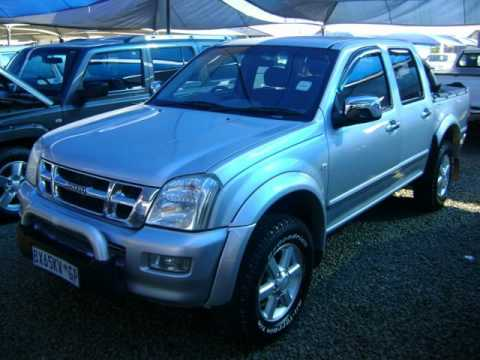 2005 ISUZU KB SERIES 350 D/C LX Auto For Sale On Auto Trader South Africa