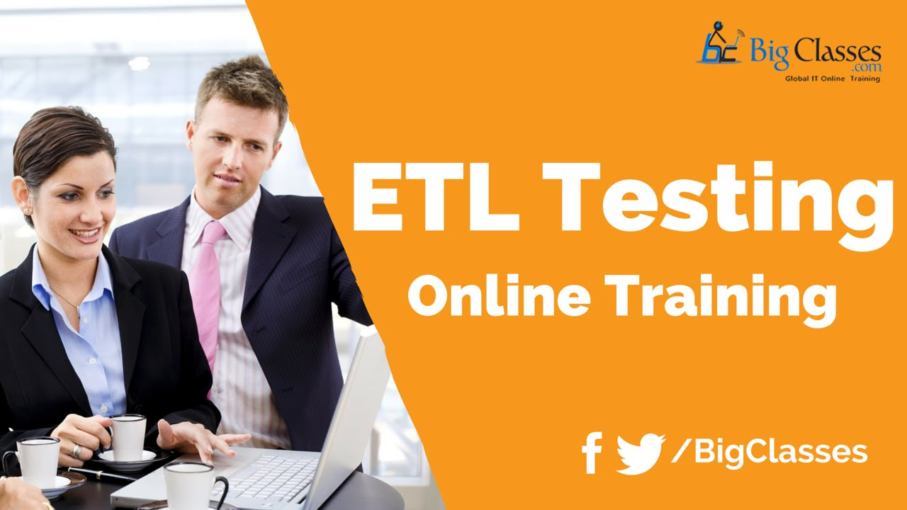 etl testing online training etl testing using informatica