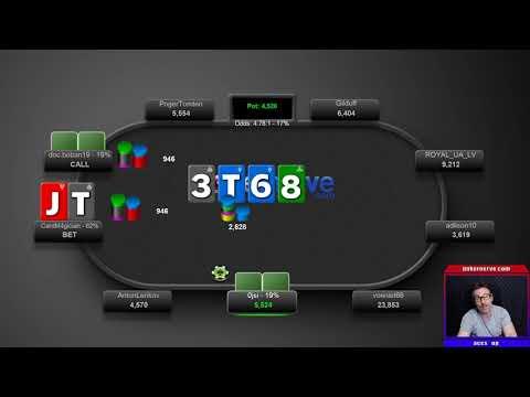 Poker Tournament Review: Acesup Reviews CardM4gician27's Play