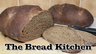 Outback Steakhouse Honey Wheat Bushman Bread Recipe in The Bread Kitchen