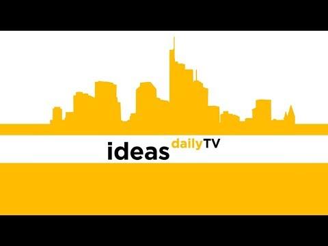 Ideas Daily TV: DAX steigt auf Fünf-Wochen-Hoch / Marktidee: Dow Jones