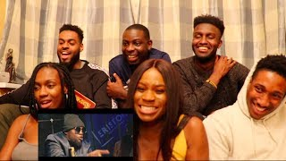 THE KHALI CARTEL BY KHALIGRAPH JONES ( REACTION VIDEO ) ||