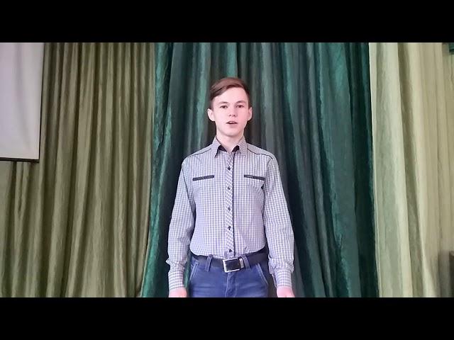 Изображение предпросмотра прочтения – АндрейЗарецкий читает произведение «Я - Гамлет» А.А.Блока