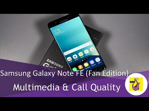 Mobile Info: Samsung Galaxy Note FE Reset