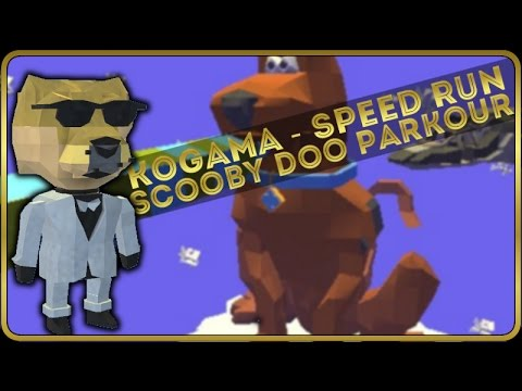 Kogama – Speed Run – Scooby Doo Parkour