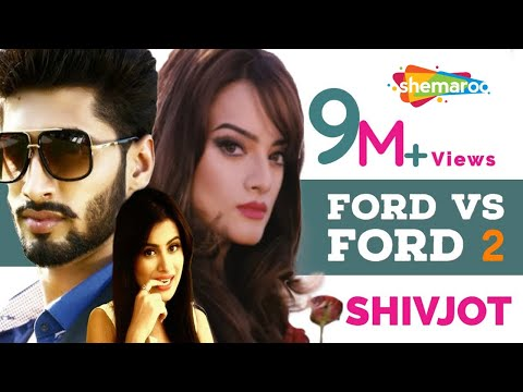 New Punjabi Songs 2015 | Ford VS Ford 2 | Shivjot | Nancy Gupta | Latest New Punjabi Songs 2015