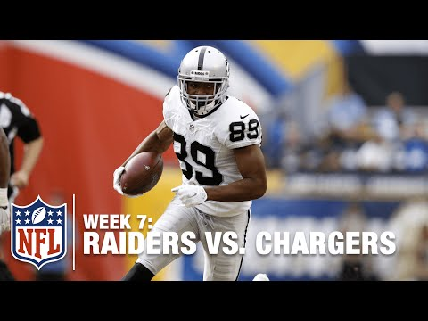 Amari Cooper Burns the Chargers for an Unbelievable 52-Yard TD! | Raiders vs. Chargers | NFL