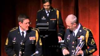 "101st Army Dixieland Band, ""Who Walks In When I Walk Out?"""