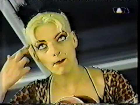 Nina Hagen cantando tv alemã