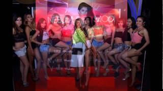 Lady Jill ''Miss Favourite'' of Nebula Jakarta 2015