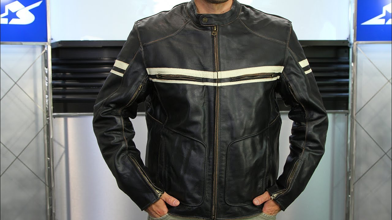River road leather jackets