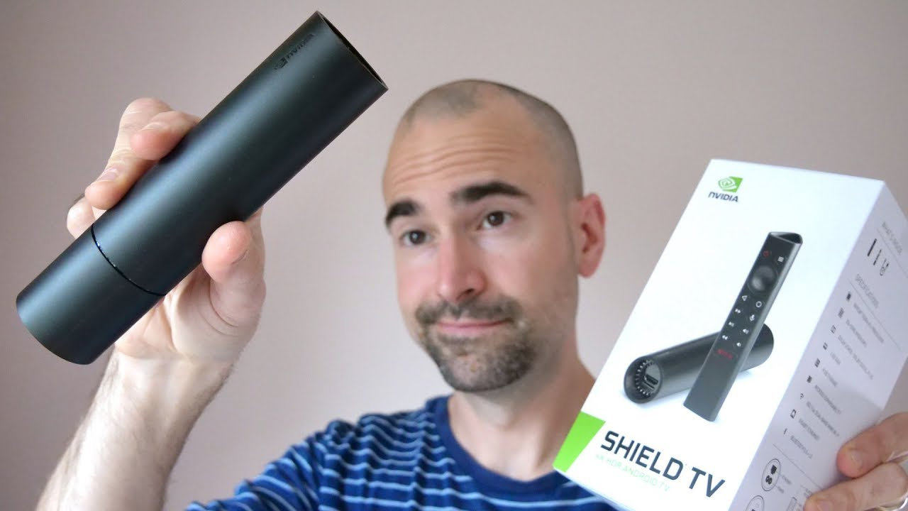 video Nvidia Shield Tv: una bomba per la tua TV