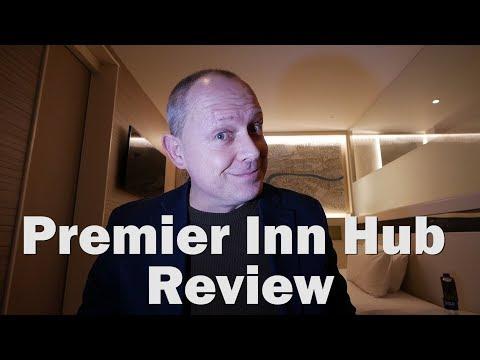 Premier Inn Hub Brick Lane London Review - RogVLOG20