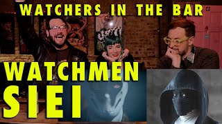 """WATCHERS IN THE BAR: WATCHMEN S1xE1 """"It's Summer and We''re Running Out of Ice?"""" RECAP!!!"""