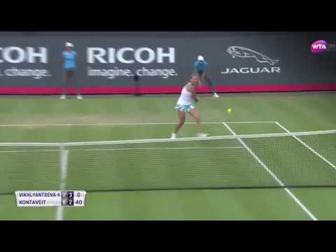 Ricoh Open Final | Shot of the Day | Anett Kontaveit