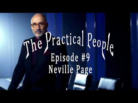 The Practical People - Episode 9: With Neville Page