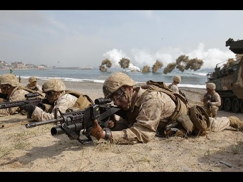 USMC Amphibious Operations (documentary)