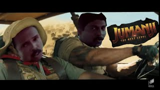 #Trending#Video Jumanji The Next Level Movie Malayalam Comedy Trailer????????#Subscribe #Like #Suppo