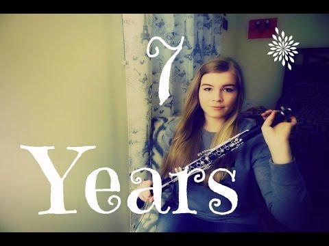 Lukas Graham- 7 Years (Clarinet Cover)