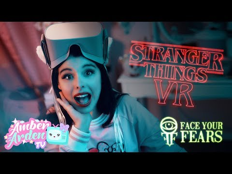 Stranger Things | Virtual Reality EXPERIENCE | AATV Ep.003