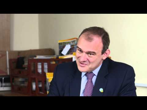 Ed Davey on the EU 2030 carbon emissions pact