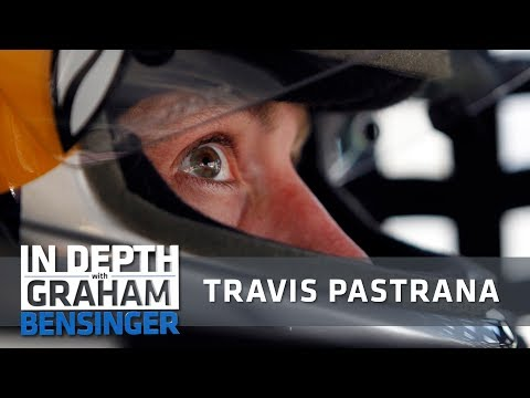 Travis Pastrana: The fearless are either injured or dead