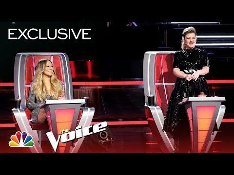 Surprise… It's Mariah Carey! - The Voice 2018 (Digital Exclusive) Mp3