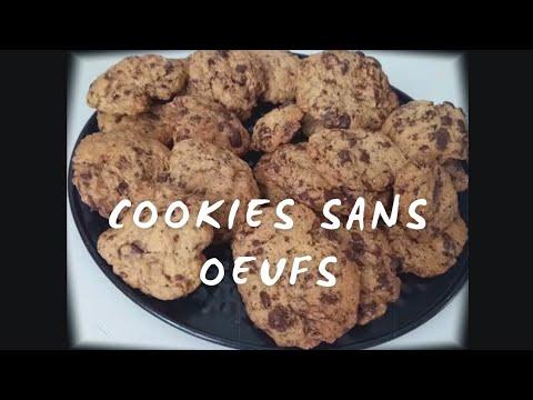 n°07||recette-de-cookies-sans-oeufs-facile-à-refaire-avec-les-enfants-||-en-sub-||