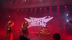 Babymetal - Megitsune(Live in Helsinki, Finland 26.02.2020.