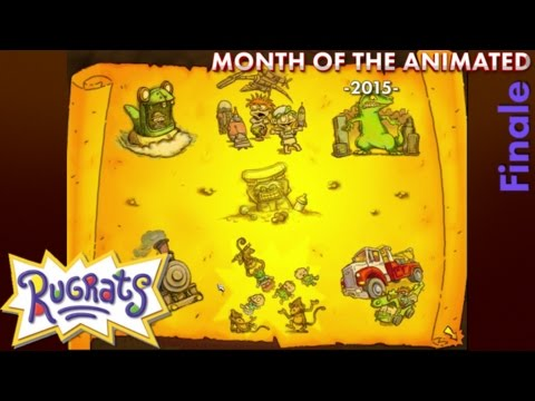 Rugrats Special, PART 3 - Rugrats Movie: Activity Challenge - Month of the Animated 2015 (Finale)