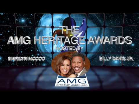 2017 AMG Heritage Award Host Announcement