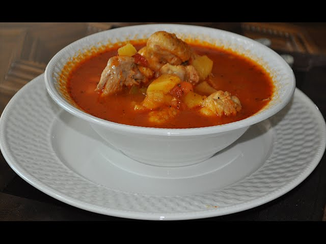 Chicken Wing Soup - September 2015