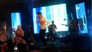 Thaeme e Thiago - Só Pra Te Pegar (Música Nova) - Poços de Caldas/MG - 24/11/2012