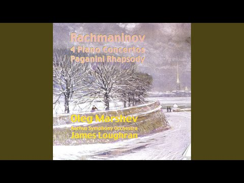 Rhapsody on a Theme of Paganini, Op. 43: Variation 2: L'istesso tempo