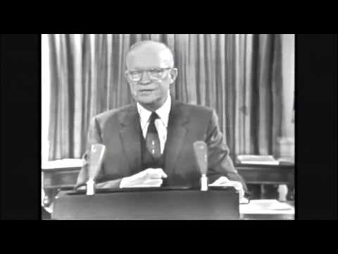 Eisenhower Farewell Address (Best Quality) -