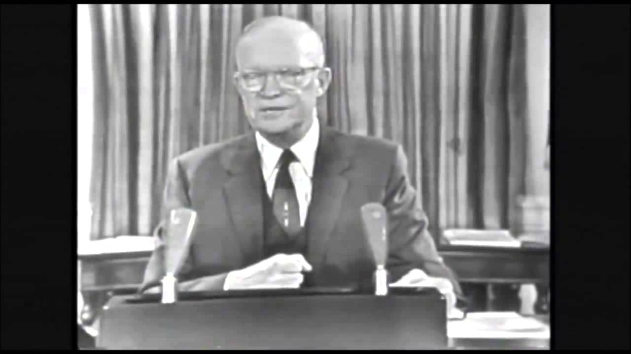 Image result for eisenhower farewell address