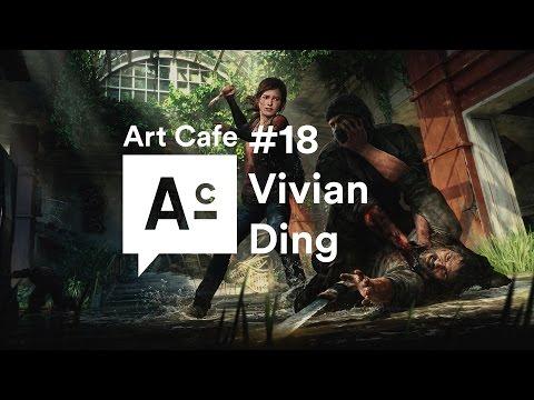 Art Cafe #18 - Vivian Ding - Lighting Artists in Video Games