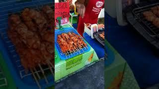 Уличная еда в Тае. Спринг роллы