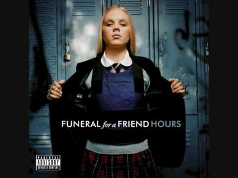 Funeral For A Friend - Drive + Lyrics