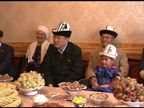 Central Officials Visit Kizilsu Region ahead of Xinjiang Autonomy Anniversary