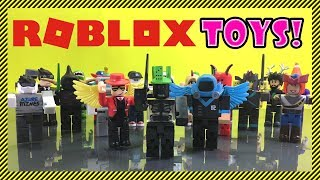 😀 ROBLOX TOYS Series 2 - All Blind Box Toys - A Look at All Series 2 Mystery Boxes | #RobloxToys