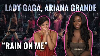 Download lagu We React Lady Gaga, Ariana Grande