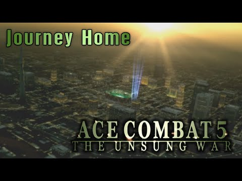 Ace Combat 5: The Unsung War. Mission 17