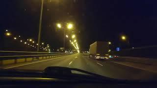 Трасса М9 Балтия (Новорижское шоссе) Московская область (Октябрь 2019) (Часть 2)