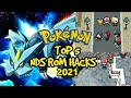 Top 5 Pokémon NDS Rom Hacks 2018!