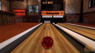 Brunswick Pro Bowling - Nintendo (Wii U) - Gameplay