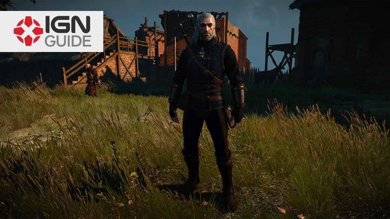 The Witcher 3 Walkthrough Side Mission Enhanced Feline Gear Youtube