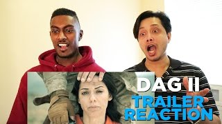 DAG 2  Turkish Trailer Reaction By Stageflix