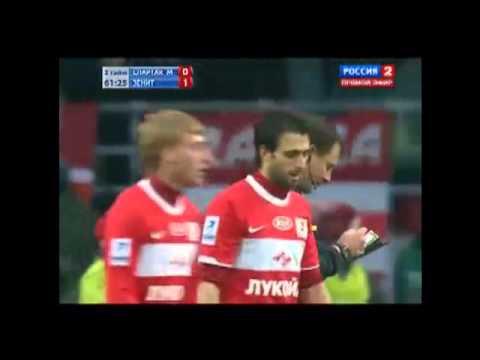 Российский футбол. Бубнов Vs Спартак.