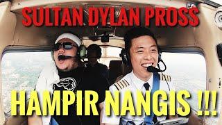 DITANTANG CAPTAIN 0 Gravitasi , SULTAN DYLAND PROS HAMPIR NANGISS!! - Challenge Cockpit
